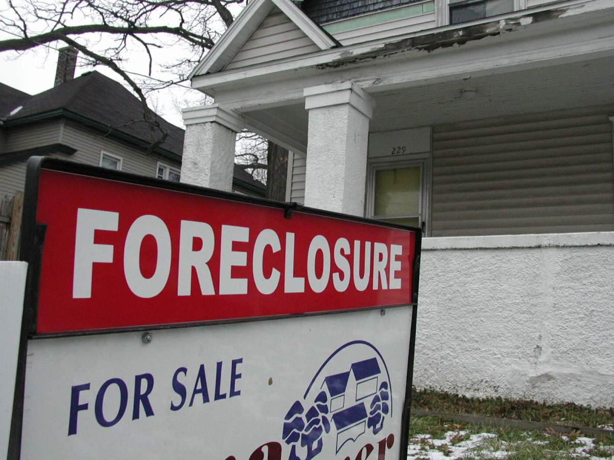 62,000 properties projected to be in Foreclosure for 2015 in the City of Detroit.