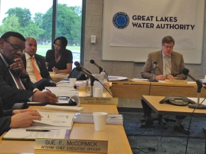 Great Lakes Water Authority