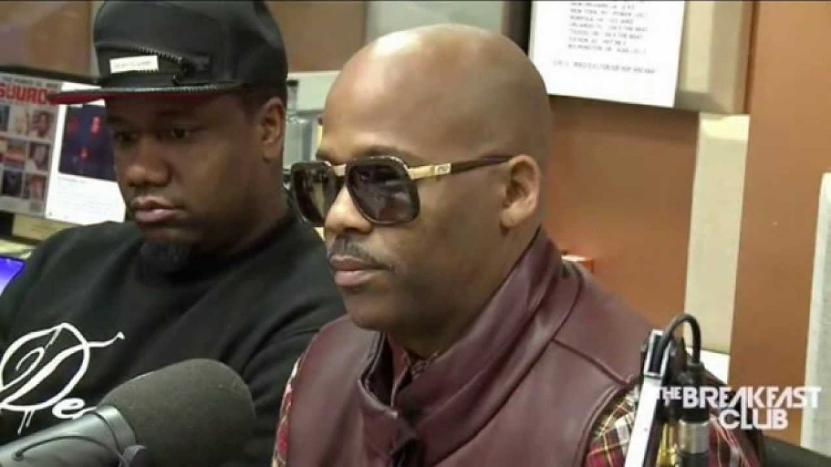 "Damon Dash ""Saving Money Is For Suckas"" statement actually makes a lot of sense."
